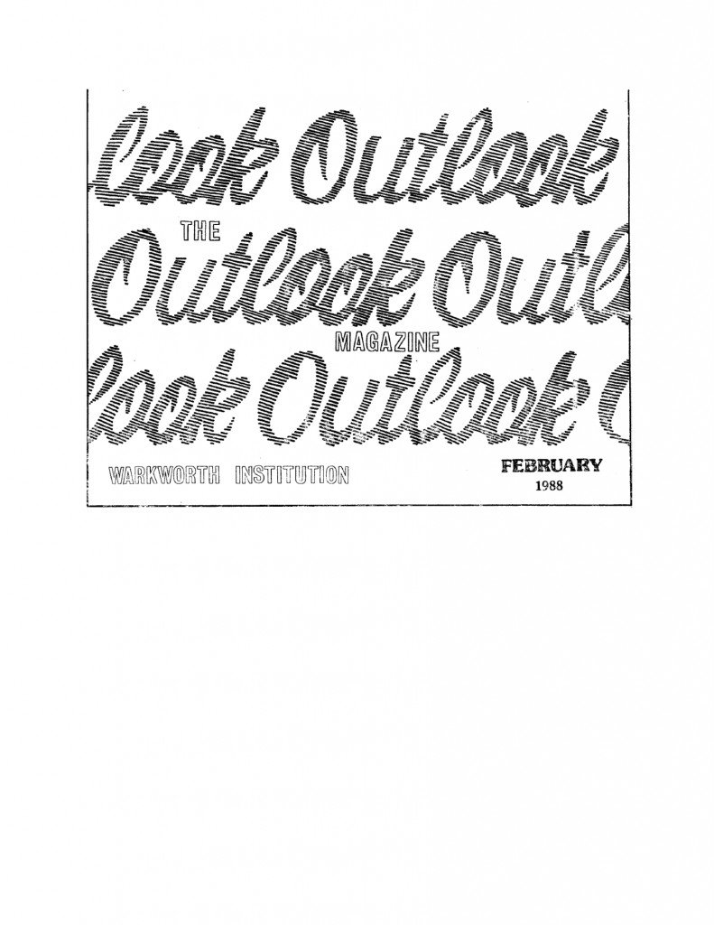 Read more about the article The Outlook – February 1988