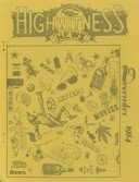 Read more about the article Highwitness News – December 1984