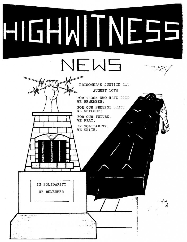 Read more about the article Highwitness News – July 1986
