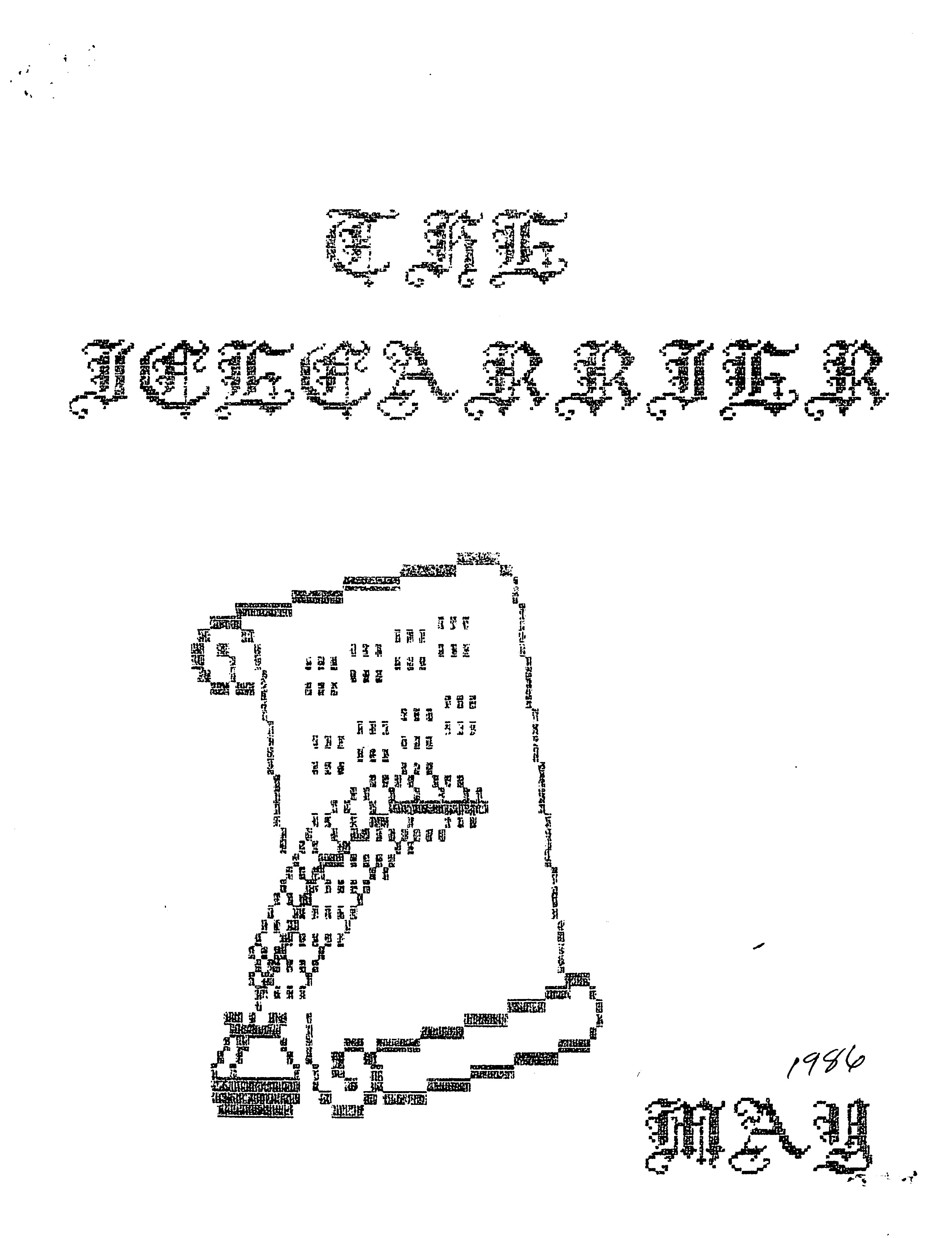 Read more about the article Ice Carrier – May 1986