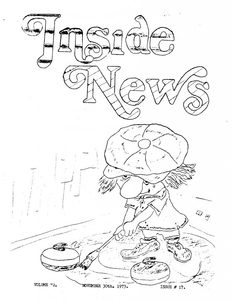 Read more about the article Inside News – November 1973