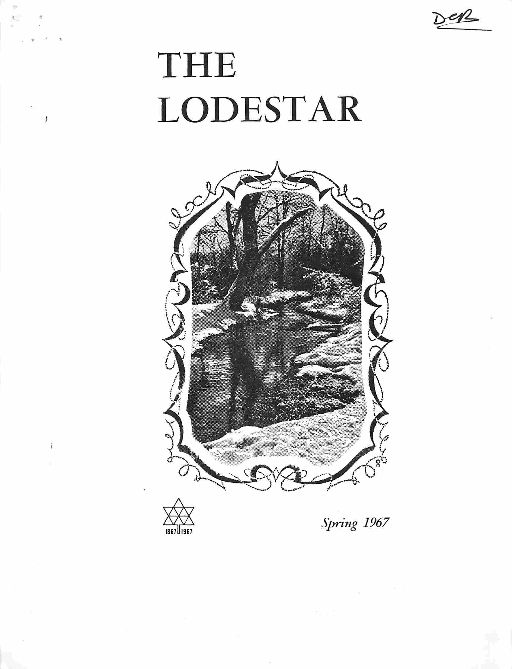 Read more about the article The Lodestar – Spring 1967
