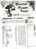 Read more about the article Mission Pooper Paper – July 1980