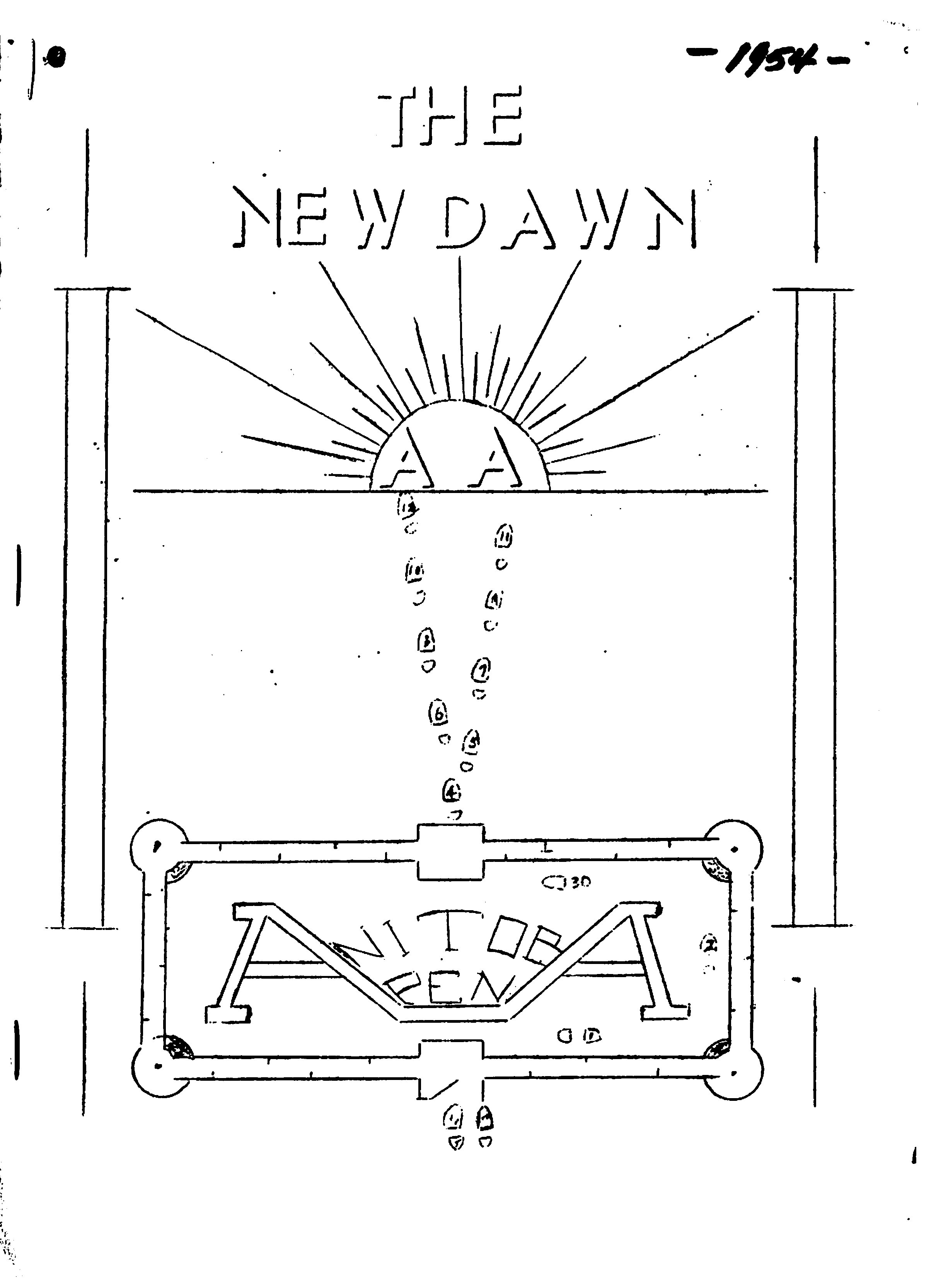 Read more about the article New Dawn – Jan-Mar 1954