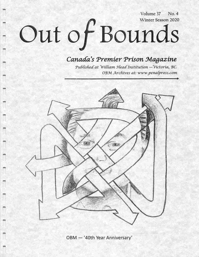Read more about the article Out of Bounds v37(4)