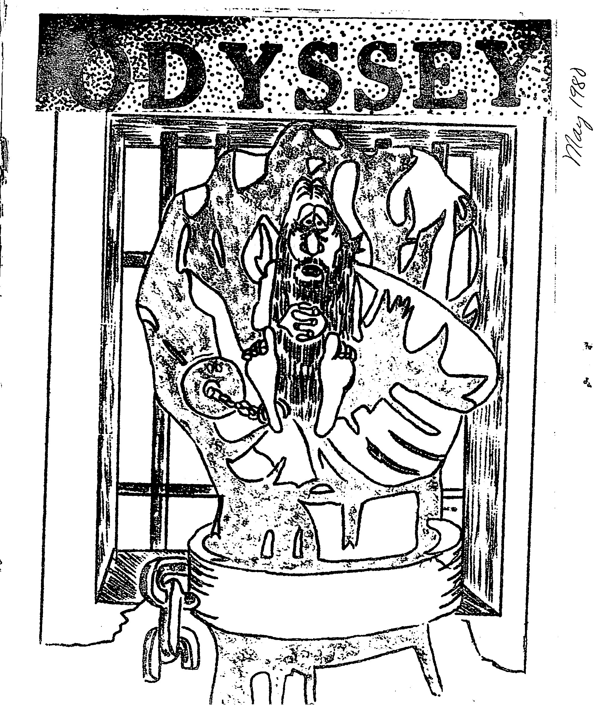 Read more about the article Odyssey