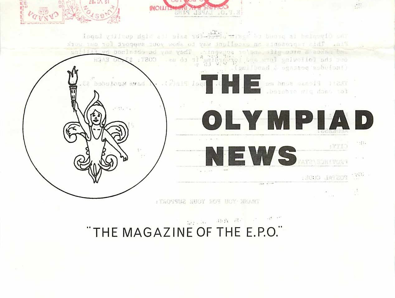 Read more about the article Olympiad News – 1987