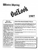 Read more about the article The Outlook – Winter/Spring 1997