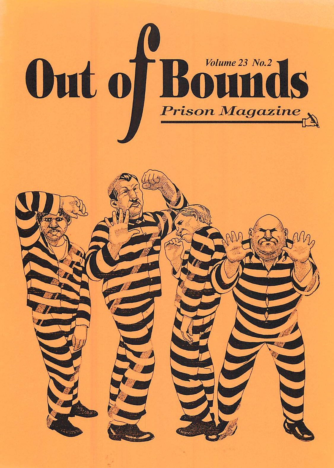 Read more about the article Out of Bounds v.23(2)