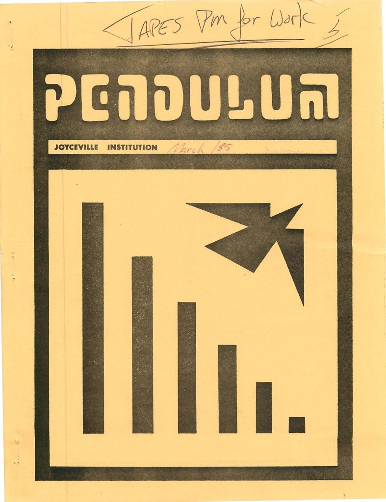 Read more about the article Pendulum – March 1985