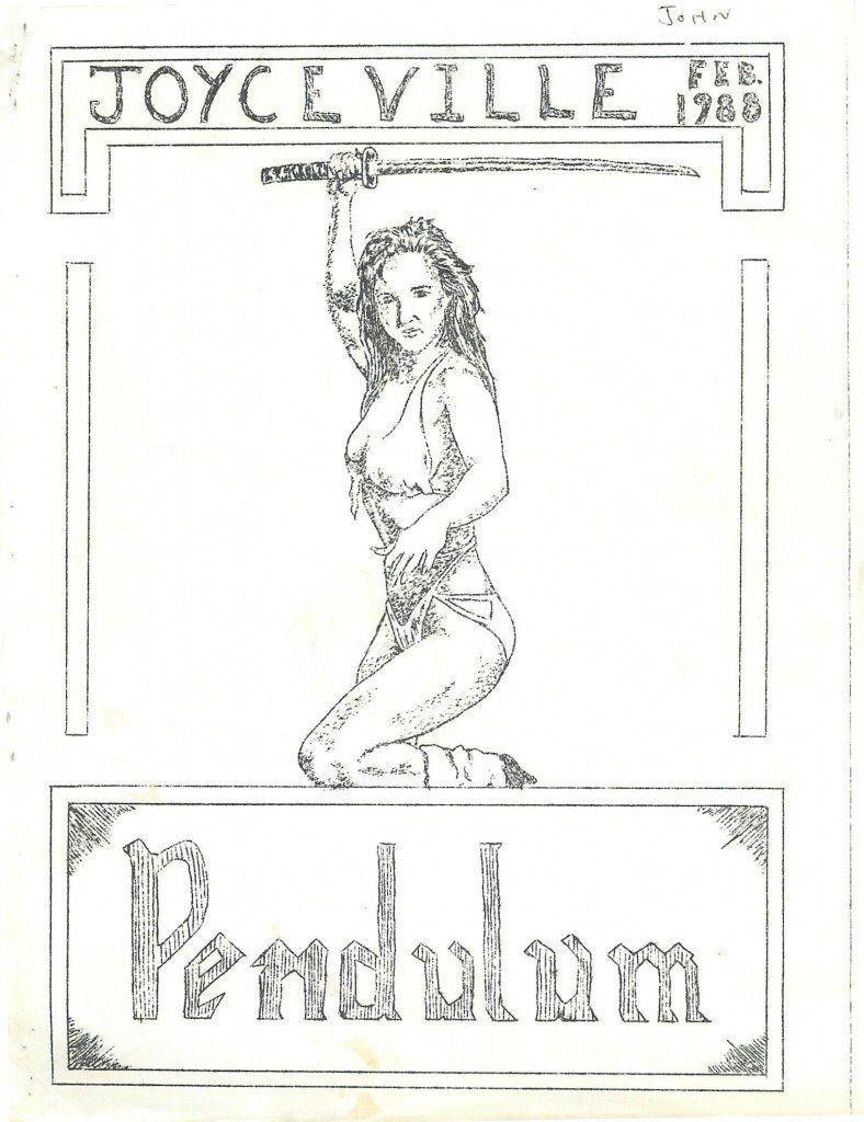 Read more about the article Pendulum – February 1988
