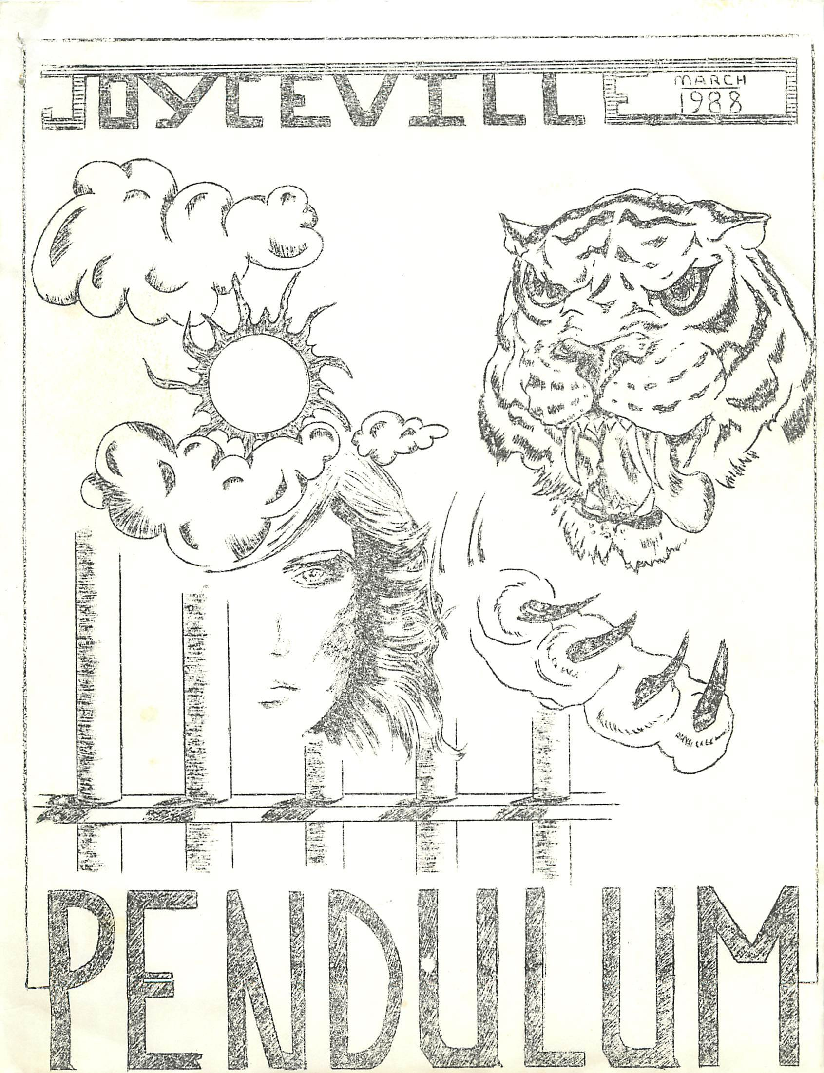Read more about the article Pendulum – March 1988