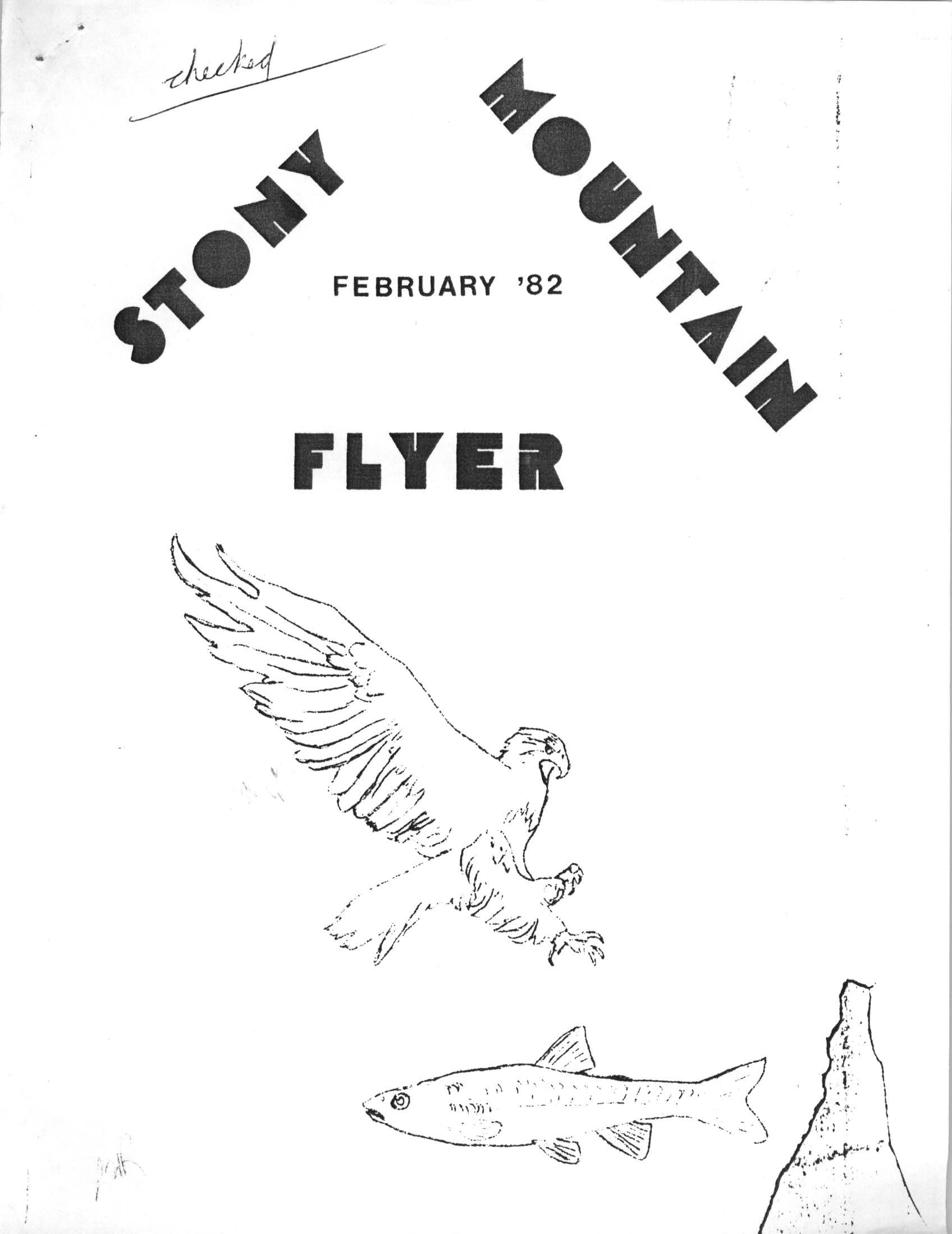 Read more about the article S.M. Flyer – February 1982