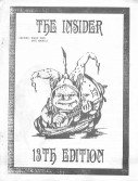 Read more about the article The Insider – June 1989
