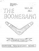 Read more about the article The Boomerang – October 1979