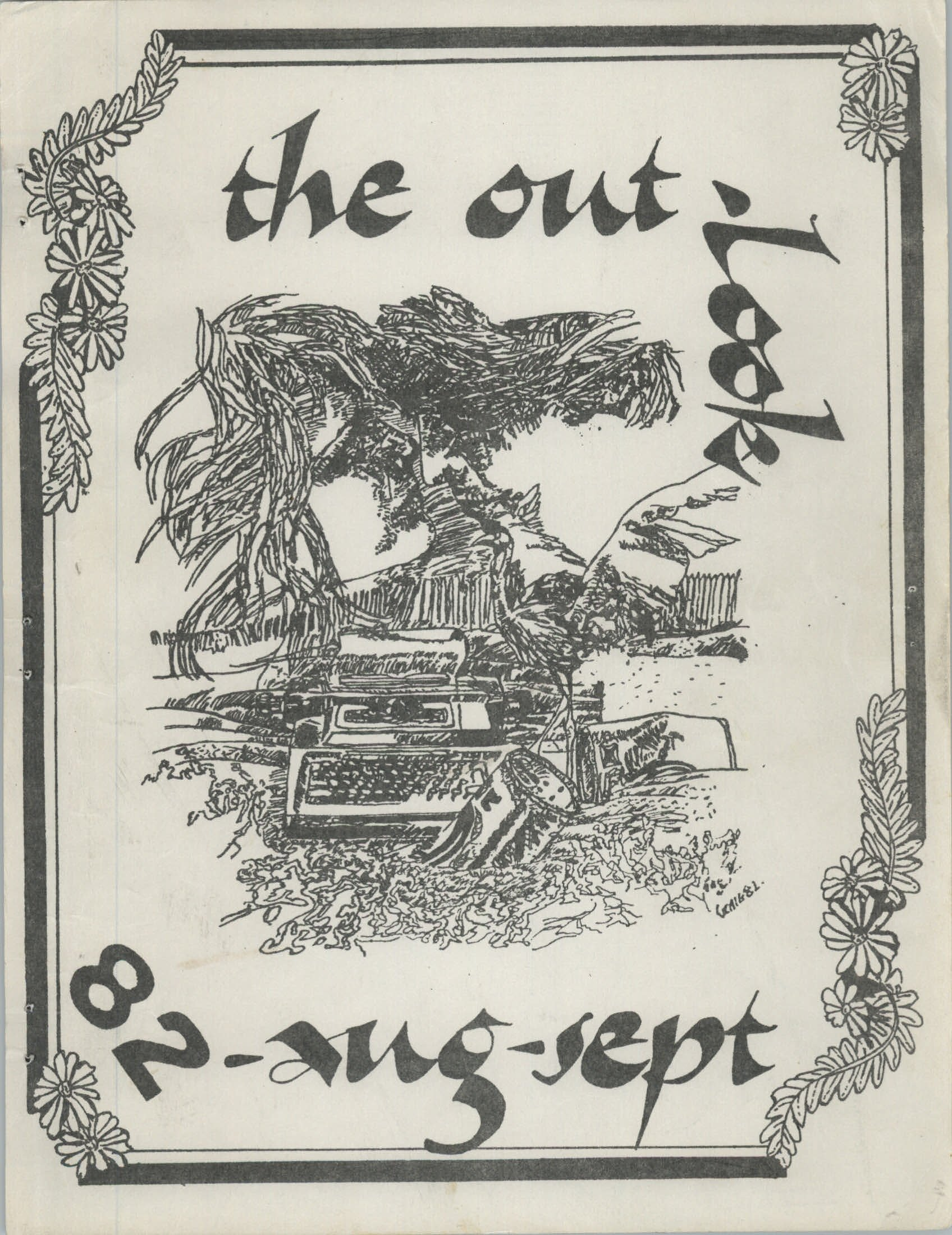 Read more about the article The Outlook – Aug/Sep 1982