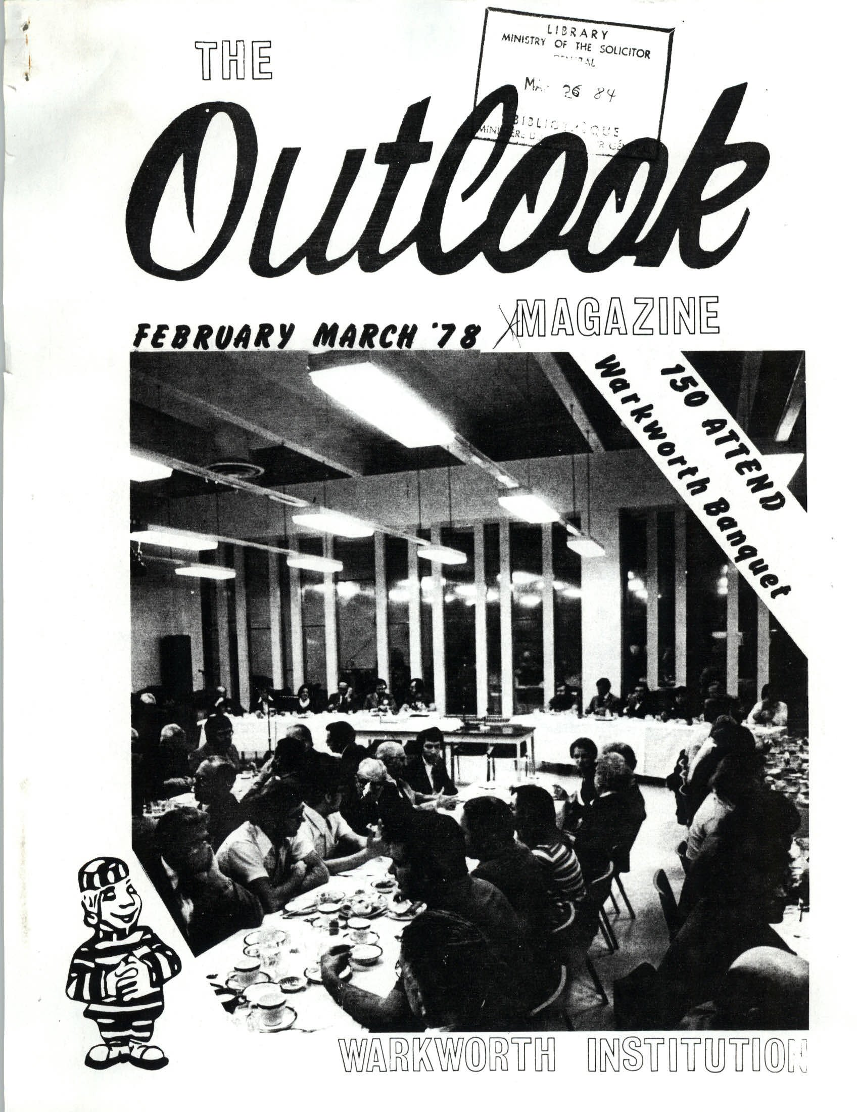 Read more about the article The Outlook – Feb/Mar 1978
