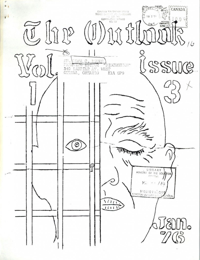 Read more about the article The Outlook – January 1976