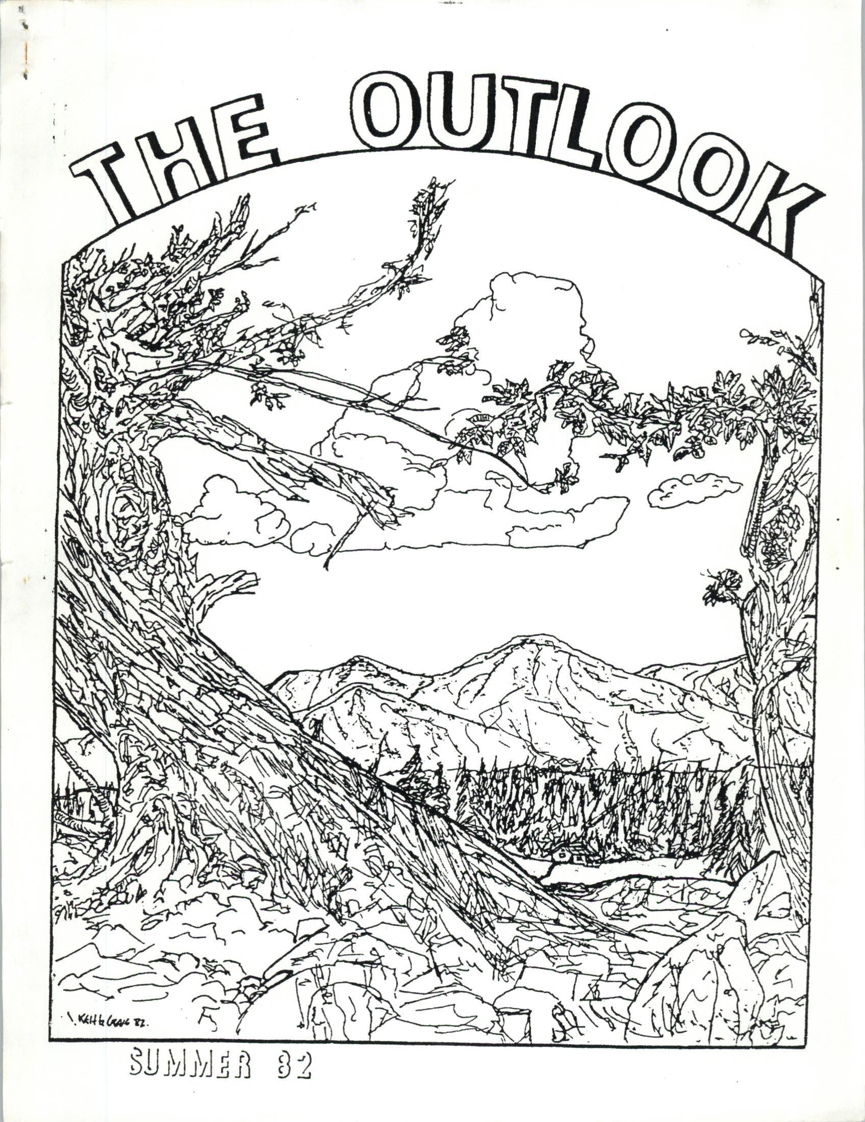 Read more about the article The Outlook – Summer 1982