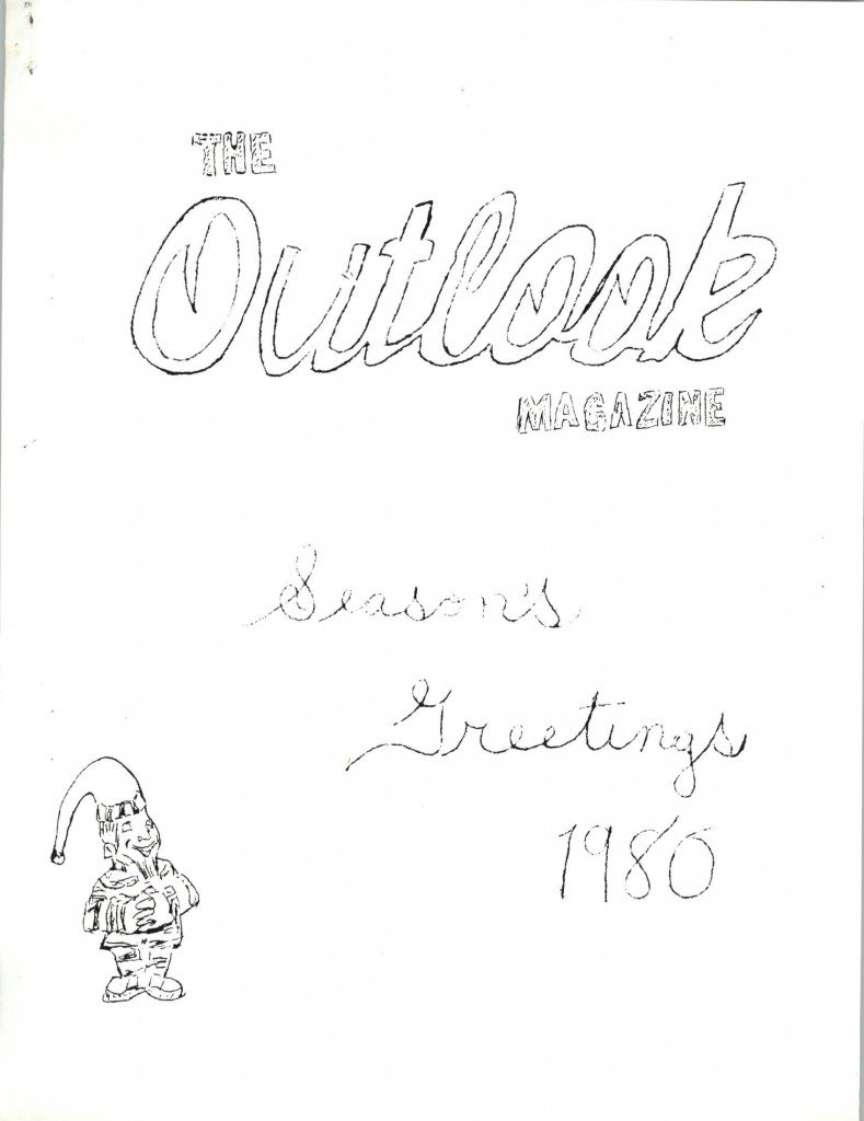 Read more about the article The Outlook – Christmas 1980