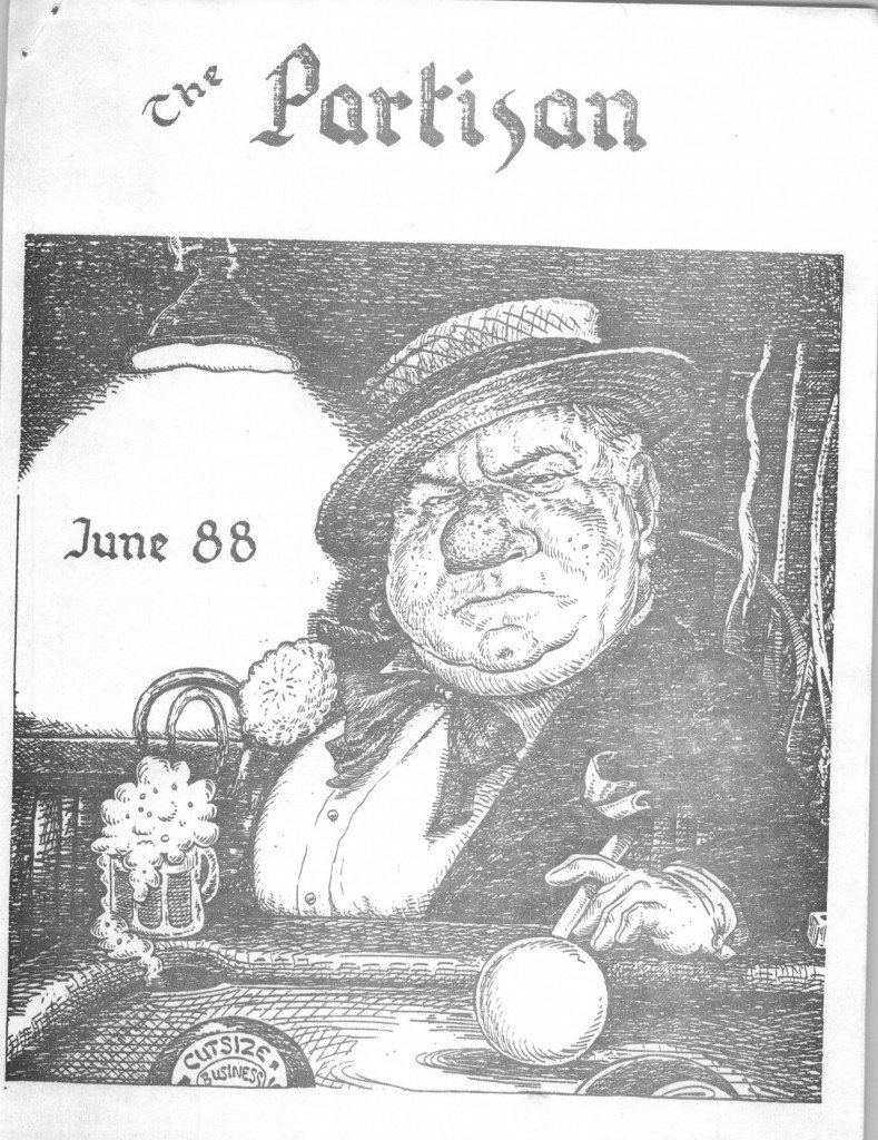 Read more about the article The Partisan – June 1988