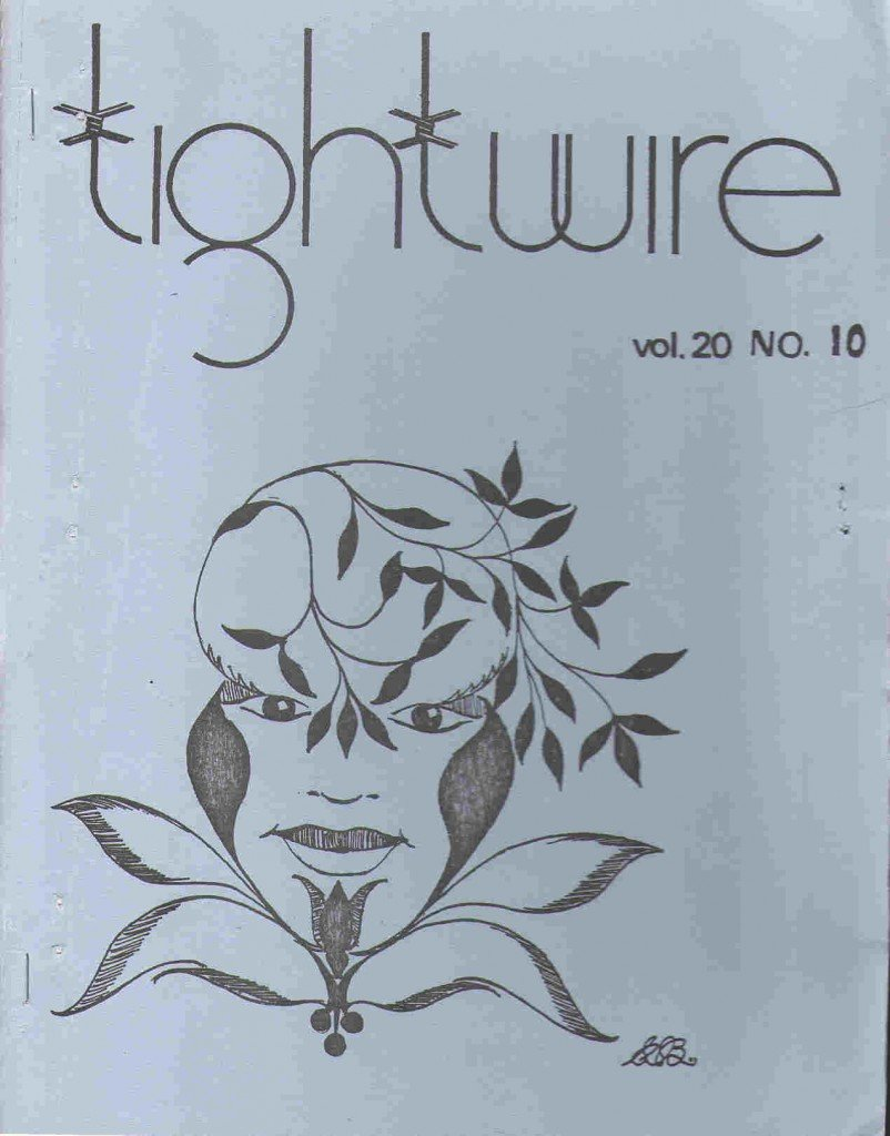 Read more about the article Tightwire V20(10)