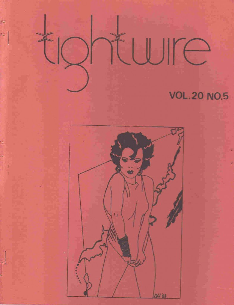 Read more about the article Tightwire V20(5)