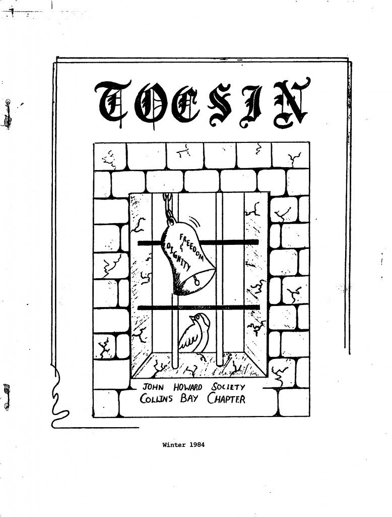 Read more about the article Tocsin – Winter 1984