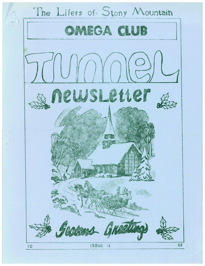 Read more about the article Omega Newsletter – October 1988