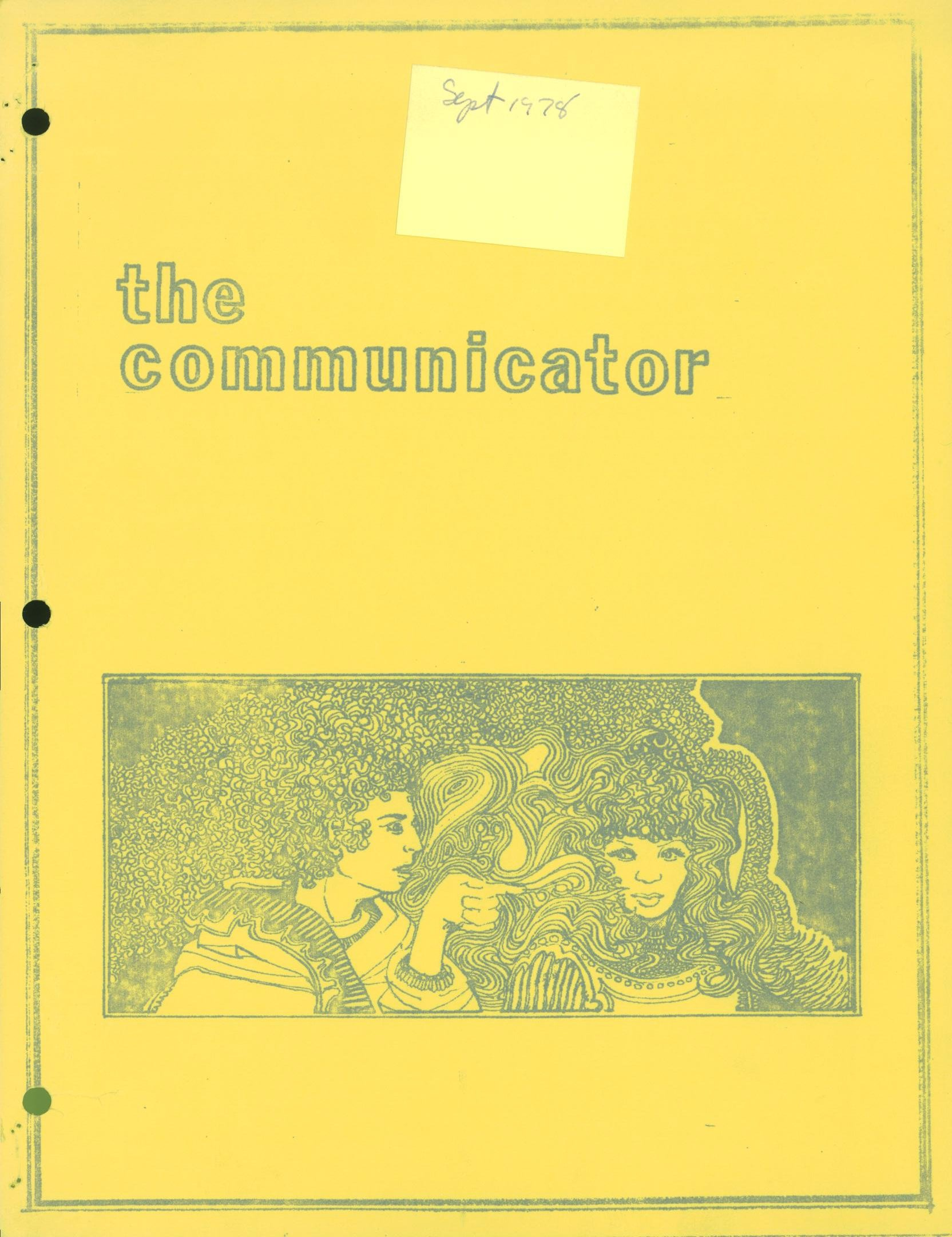 Read more about the article The Vince McLeod Communicator – September 1978