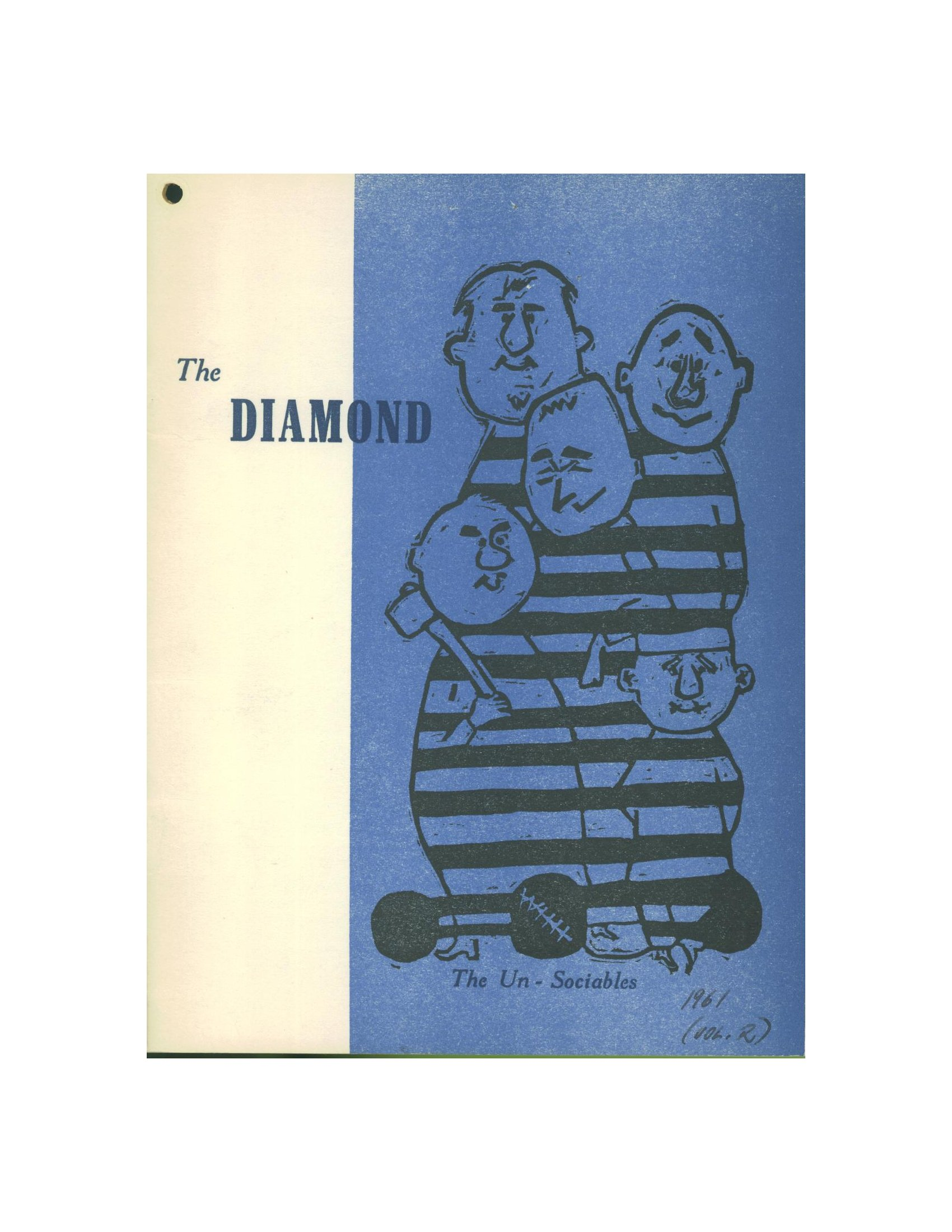 Read more about the article C.B. Diamond – 1961