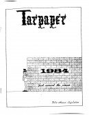 Read more about the article Tarpaper, v8(3)