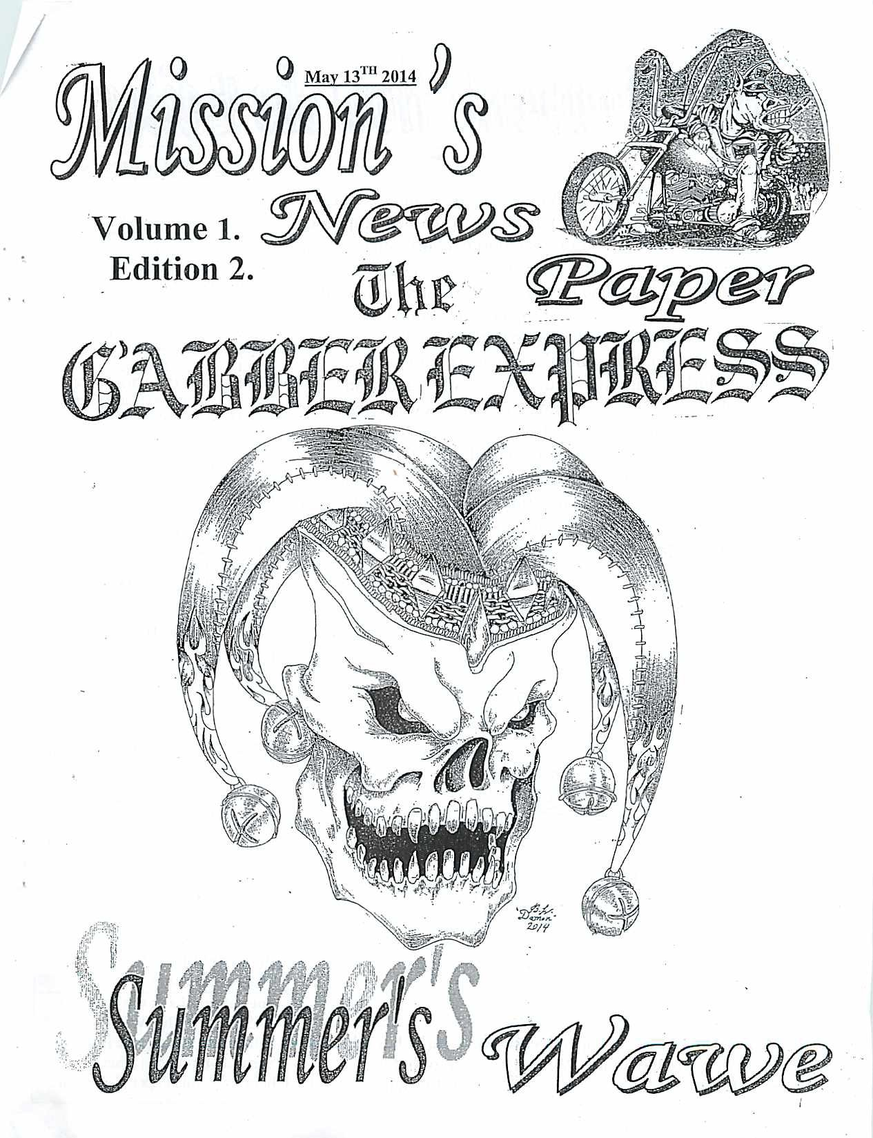Read more about the article The Gabber Express v1(2)